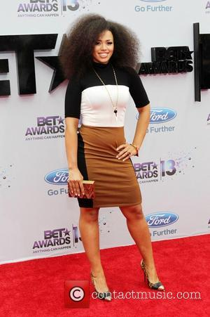 Elle Varner - The 2013 BET Awards held at Nokia Theatre - Arrivals - Los Angeles, California, United States -...
