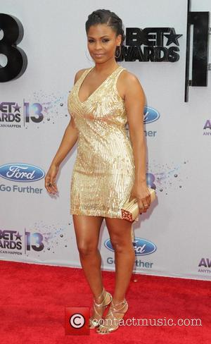 Nia Long - The 2013 BET Awards held at Nokia Theatre - Arrivals - Los Angeles, California, United States -...