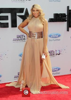 Tamar Braxton Struggled To Breastfeed Newborn Son