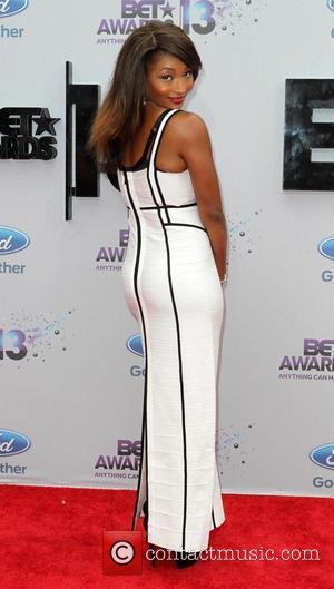 Toccara Jones - The 2013 BET Awards held at Nokia Theatre - Arrivals - Los Angeles, California, United States -...