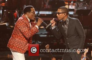 Charlie Wilson and Pharrell Williams