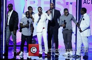 Duane Martin, Nick Cannon, Jb Smoove, Boris Kodjoe, Nelly, Kevin Hart and Bobby Brown