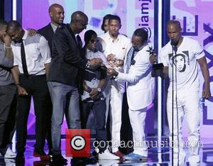 Duane Martin, Nick Cannon, Jb Smoove, Boris Kodjoe, Nelly, Kevin Hart, Bobby Brown and Jamie Foxx