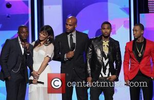Derek Luke, Paula Patton, Trey Songz, Boris Kodjoe and Terrence J