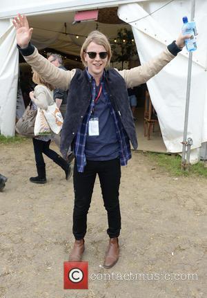 Tom Odell - The 2013 Glastonbury Festival - Day 3 - Celebrity Sightings - Glastonbury, United Kingdom - Sunday 30th...