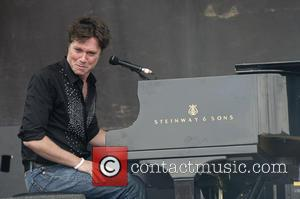Rufus Wainwright - The 2013 Glastonbury Festival - Day 3 - Performances - Glastonbury, United Kingdom - Sunday 30th June...