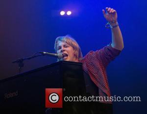 Tom Odell - The 2013 Glastonbury Festival - Day 3 - Performances - Glastonbury, United Kingdom - Sunday 30th June...