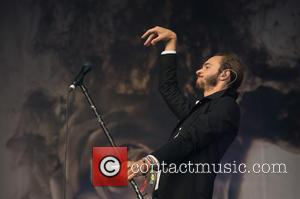 Tom Smith of Editors - The 2013 Glastonbury Festival - Day 3 - Performances - Glastonbury, United Kingdom - Sunday...