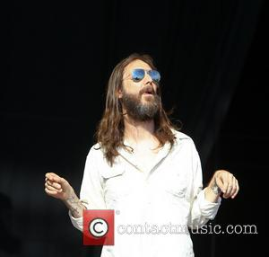 Chris Robinson - Hard Rock Calling - Day 2 - Performances at Queen Elizabeth Olympic Park - London, United Kingdom...
