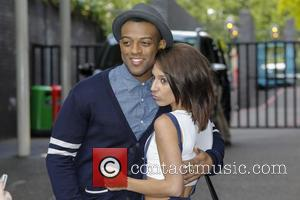 Oritse Williams and Jls