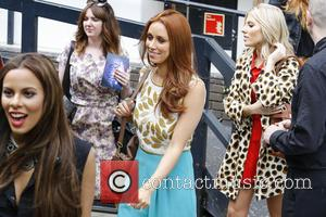 Una Healy, Rochelle Humes and Mollie King