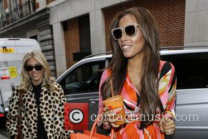 Rochelle Humes, Mollie King and Rochelle Wiseman