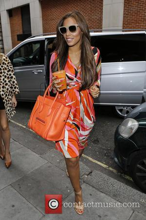 Rochelle Humes and Rochelle Wiseman