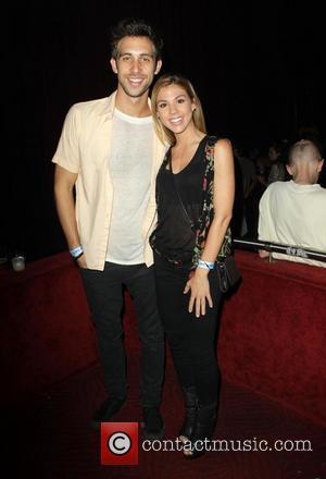 Blake Berris and Kate Mansi