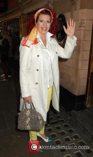 Cleo Rocos - Celebrities attend Derren Brown Infamous VIP gala night at Palace Theatre - London, United Kingdom - Monday...