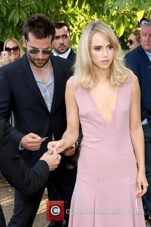 Bradley Cooper and Suki Waterhouse
