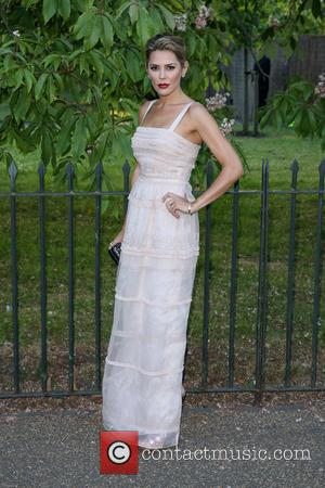 Danielle Lineker - The Serpentine Gallery summer party - Arrivals - London, United Kingdom - Monday 1st July 2013
