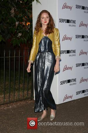 Lily Cole - The Serpentine Gallery summer party - Arrivals - London, United Kingdom - Monday 1st July 2013
