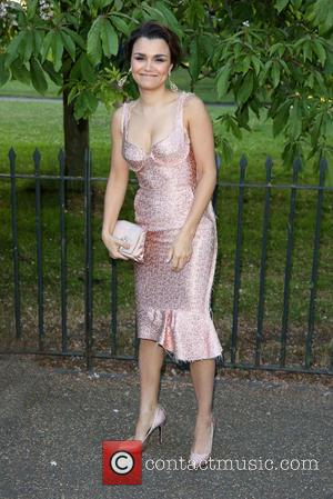 Samantha Barks - The Serpentine Gallery summer party - Arrivals - London, United Kingdom - Monday 1st July 2013