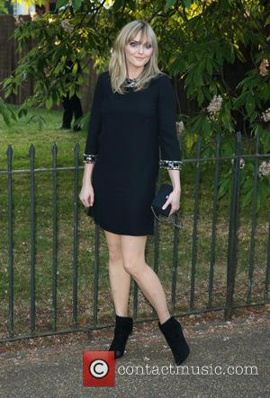 Sophie Dahl - The Serpentine Gallery summer party - Arrivals - London, United Kingdom - Monday 1st July 2013