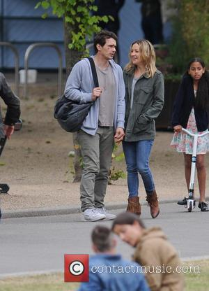 Kate Hudson and James Franco