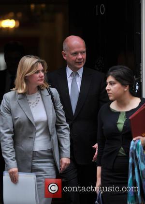 Justine Greening, William Hague and Baroness Warsi