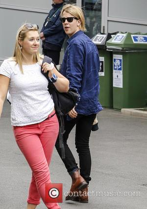 Tom Odell - Wimbledon Tennis Championship 2013 - Day 8 - Celebrity Sightings - London, United Kingdom - Tuesday 2nd...