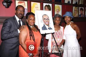 Courtney B. Vance, Angela Bassett and Family