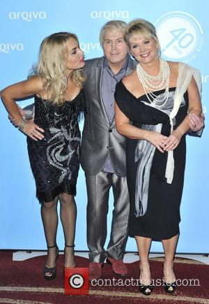 Cheryl Baker, Mike Nolan and Jay Aston