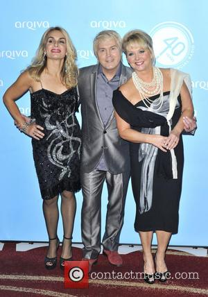 Cheryl Baker, Mike Nolan and Jay Aston - Arqiva Commercial Radio Awards held at the Park Plaza Westminster Bridge -...