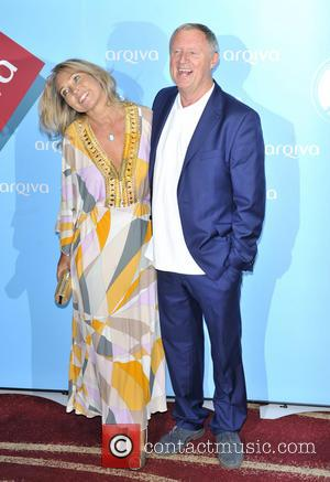Chris Tarrant and Jane Bird - Arqiva Commercial Radio Awards held at the Park Plaza Westminster Bridge - Arrivals -...