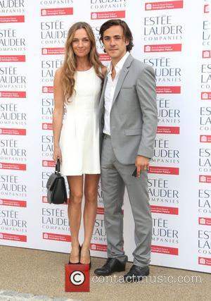 Jack Savoretti and Jemma Powell - Kensington Palace Fashion Rules Exhibition - Arrivals - London, United Kingdom - Thursday 4th...