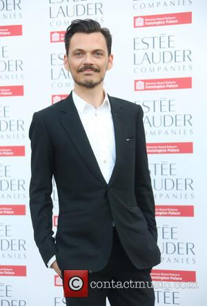Matthew Williamson - Kensington Palace Fashion Rules Exhibition - Arrivals - London, United Kingdom - Thursday 4th July 2013