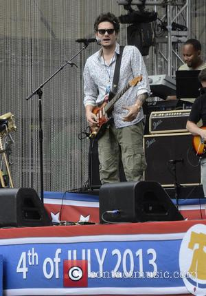 John Mayer - The Philly's Fourth of July Jam Concert - VH1.com - Rehearsal Performance - Philadelphia, PA, United States...