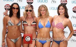 Kenda Perez, Rachelle Leah, Chrissy Blair and Venessa Hanson