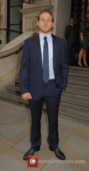 Charlie Hunnam - Cast members of the upcoming film 'Pacific Rim' leaving their London hotel - London, United Kingdom -...