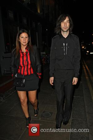 Bobby Gillespie - Bobby Gillespie leaves Groucho Club - London, United Kingdom - Thursday 4th July 2013
