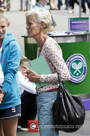 Judy Murray - Wimbledon Tennis Championship 2013 - Day 10 - Celebrity Sightings - London, United Kingdom - Thursday 4th...