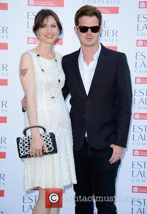 Sophie Ellis Bextor and Richard Jones - Fashion Rules Exhibition at Kensington Palace  - Arrivals - London, United Kingdom...
