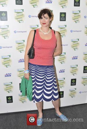 Jasmine Guinness - British Summer Time Hyde Park - Celebrity Sighting - London, United Kingdom - Friday 5th July 2013