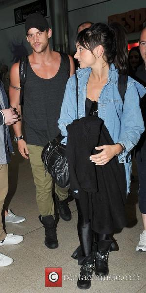 Dan Ewing and Marni Little