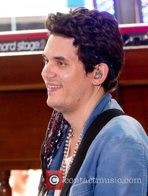 John Mayer - John Mayer performing live on the NBC 'Today Show' Summer Concert Series - New York City, NY,...
