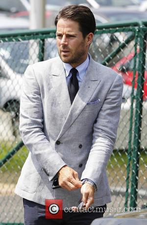 Jamie Redknapp - Wimbledon Tennis Championship 2013 - Day 11 - Celebrity Sightings - London, United Kingdom - Friday 5th...