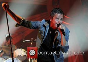 Keane and Tom Chaplin - Cornbury Music Festival 2013 held at the Great Tew Estate - Day 2 - Oxfordshire,...