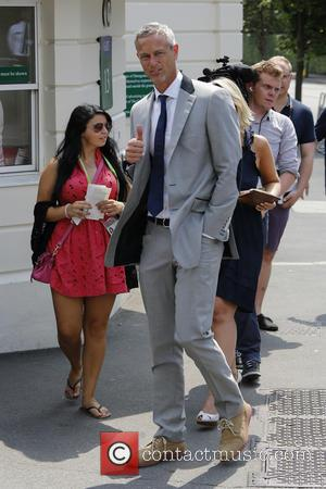 Mark Foster - Wimbledon Tennis Championship 2013 - Day 12 - Celebrity Sightings - London, United Kingdom - Saturday 6th...