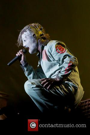 Corey Taylor and Slipknot - Metaltown Festival 2013 - Day 3 - Gothenburg, Sweden - Saturday 6th July 2013