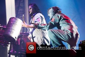 Slipknot's Festival Plans Scrapped