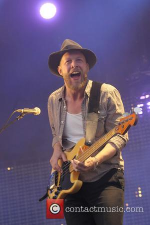Ted Dwane, Mumford and Sons