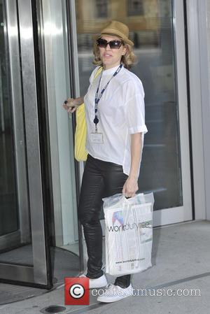 Cerys Matthews - Guest arrives for the Andrew Marr Show held at the BBC Broadcasting House - London, United Kingdom...
