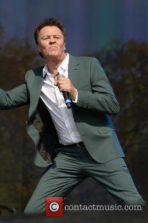 PAUL YOUNG - British Summer Time Hyde Park - Performances - London, United Kingdom - Sunday 7th July 2013